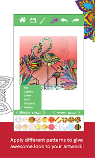 Color Gram-Adult Therapy Book - screenshot