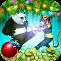 Free Ninja Panda Fighting 3D APK for Windows 8