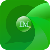 Free iMessenger 11 Green Leaf APK for Windows 8