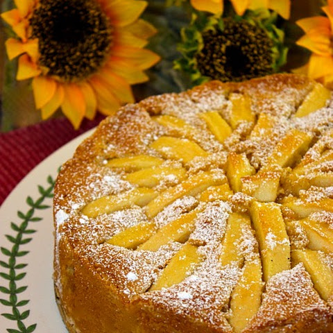 Apple Monterey Cake Recipe
