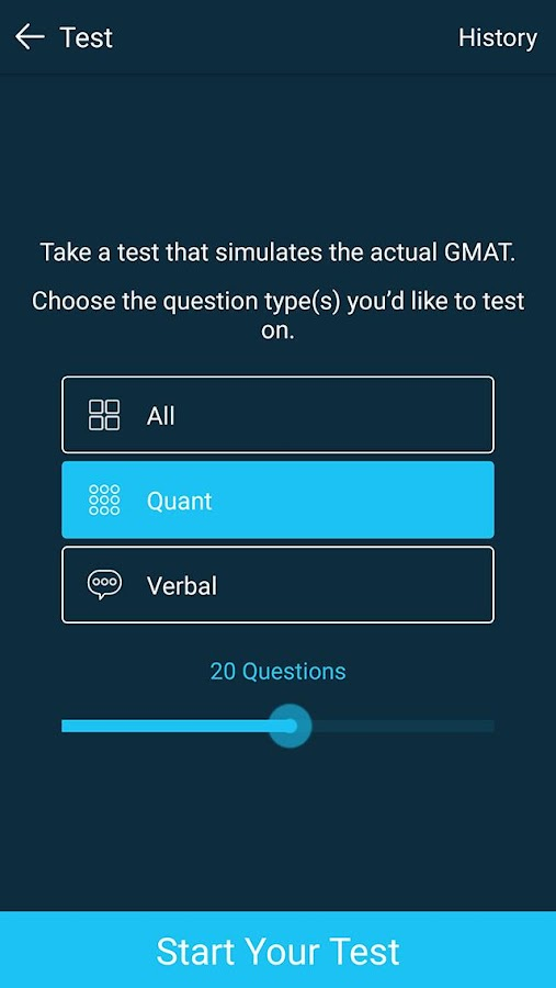 Ready4 GMAT (Prep4 GMAT) Screenshot 5
