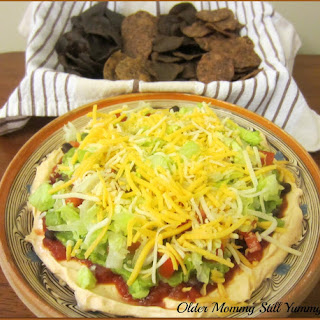 Mexican Layered Chip Dip Recipes