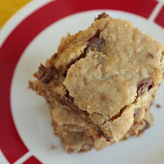 Oatmeal Toffee Bars Recipes