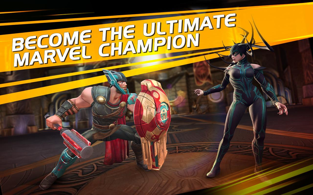 MARVEL Contest of Champions Screenshot 12