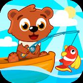 Game Fishing for kids. version 2015 APK