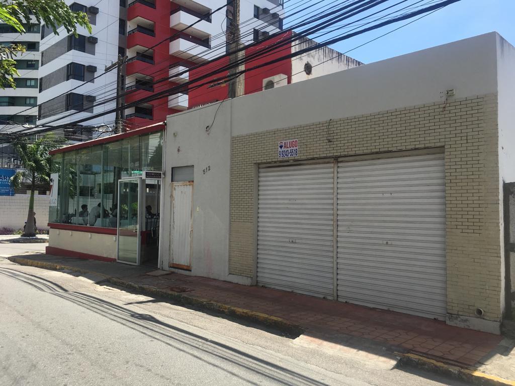 Casa Comercial na Rua capitão Rebelinho