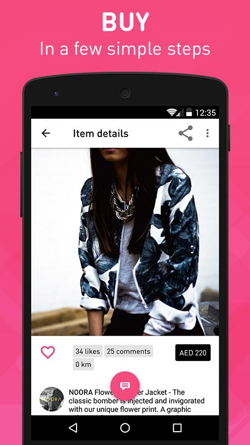 Shedd - Buy and Sell Fashion Screenshot 2
