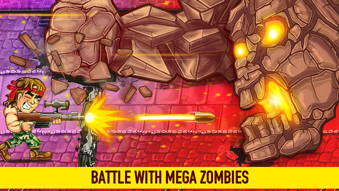 Last Heroes - Explosive Zombie Defense Shooting Screenshot 1