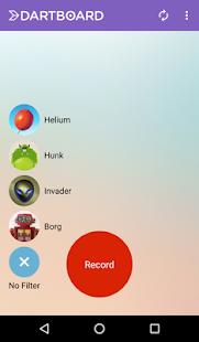 Dartboard - Voicemail Evolved Screenshot