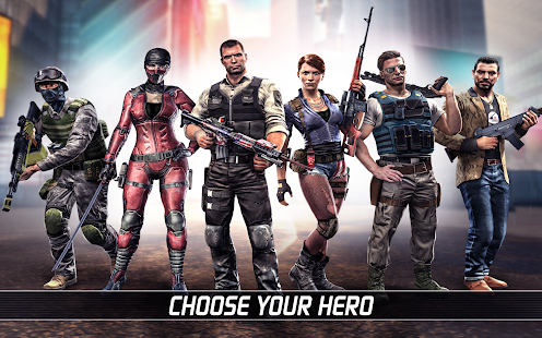 Game UNKILLED: MULTIPLAYER ZOMBIE SURVIVAL SHOOTER GAME APK for Windows Phone
