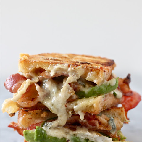 Saga Blue Brie BLT #BluesdayTuesday
