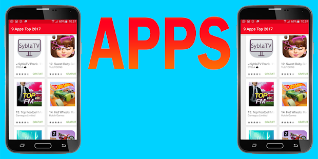 App 9Apps Download New 2017 Free 5.03 APK for iPhone