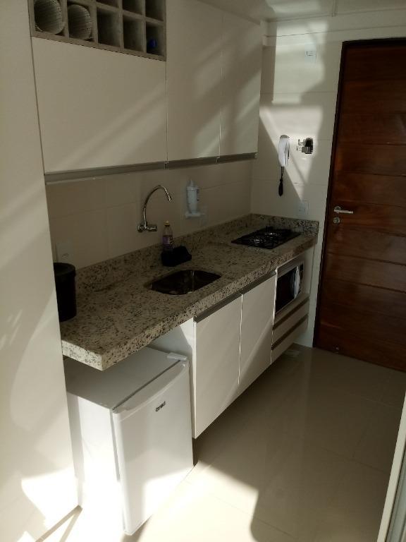 Flat com 1 dormitório à venda, 20 m² por R$ 125.000,00 - Intermares - Cabedelo/PB