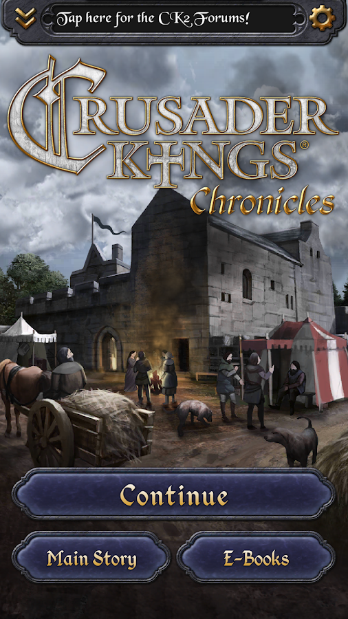 Crusader Kings: Chronicles Screenshot 0