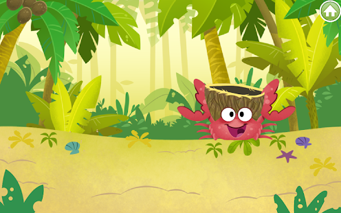 Tzvi and Malki in the Jungle - screenshot