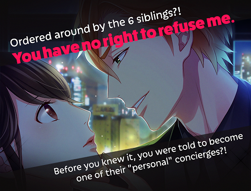 Several Shades Of S dating sim For PC