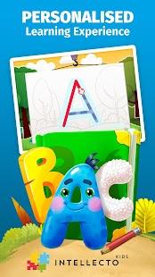 IK: preschool learning & educational kindergarten