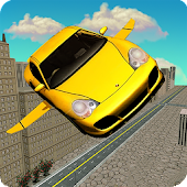 Game San Andreas Flying Car 3D APK for Windows Phone