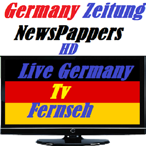 Germany Zeitung-NewsPaper-Live Tv Channels For PC