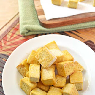 Ultra Crispy Unfried Tofu