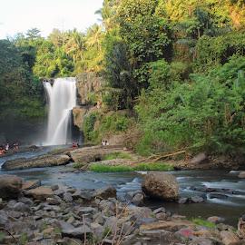 Air Terjun Tegenungan by Komang Ksumastra - Landscapes Travel ( #natural#waterfall#landscape#tegenungan#bali_indonesia )