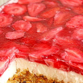 Strawberry Pretzel Dessert Without Jello Recipes