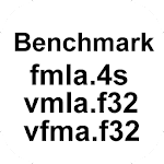 VFP Benchmark for Android Wear Icon