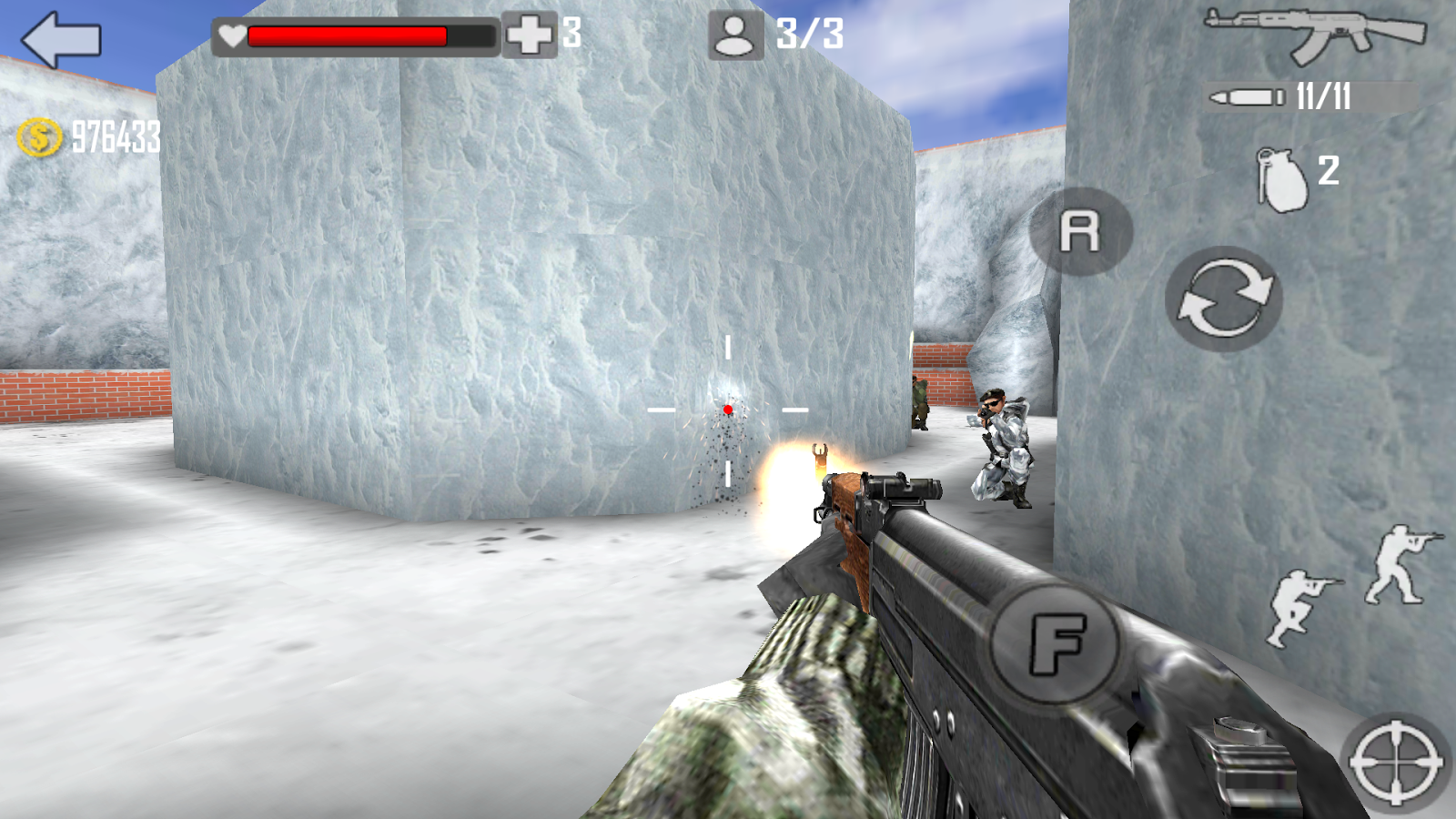 Shoot Strike War Fire Screenshot 5