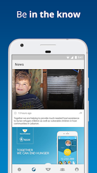 ShareTheMeal – Help Children APK screenshot thumbnail 7