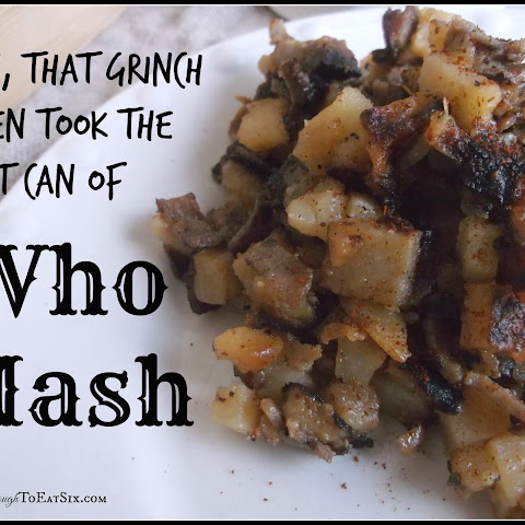 Who Hash with Roast Beast (Beef)