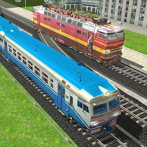 Cover art Train Simulator Driver 3D