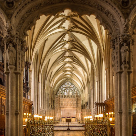 Gates open to Heaven. by Simon Page - Buildings & Architecture Places of Worship