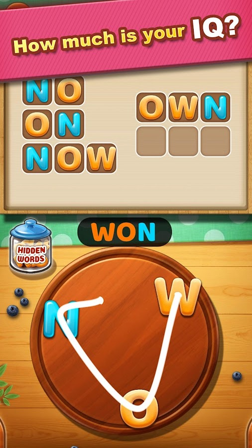 Word Search: Find & Connect Words in Jumble Screenshot 1