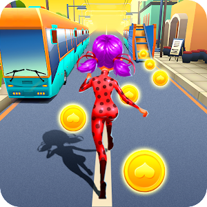 Ladybug Adventure Run For PC (Windows & MAC)