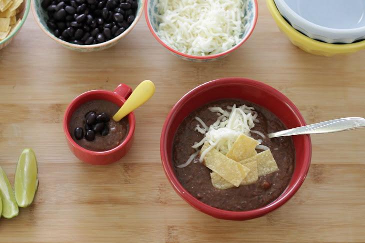 black bean soup black bean butternut soup bountiful black bean soup ...