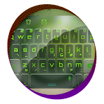 Enchanting Green TouchPal APK Image