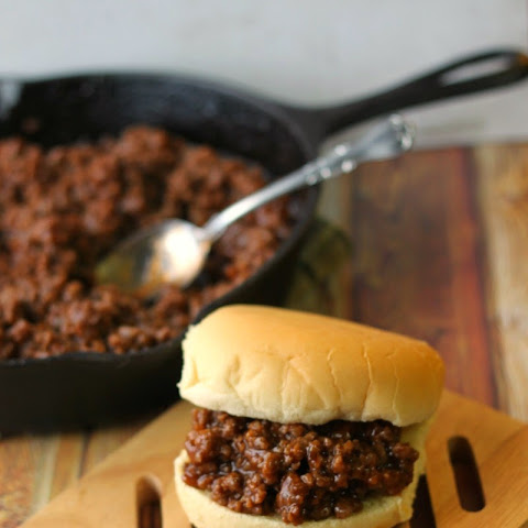 Mom's Sloppy Joe's