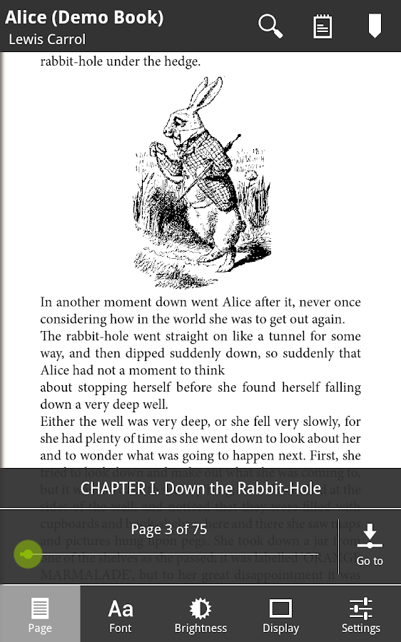 Universal Book Reader Screenshot 5