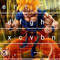Super Saiyan DBZ : Dragon Goku Keyboard