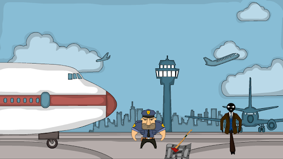Stickman airport 2017 for pc