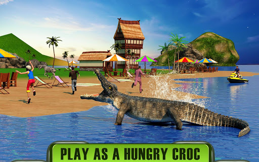 Crocodile Attack 2016 screenshot 6