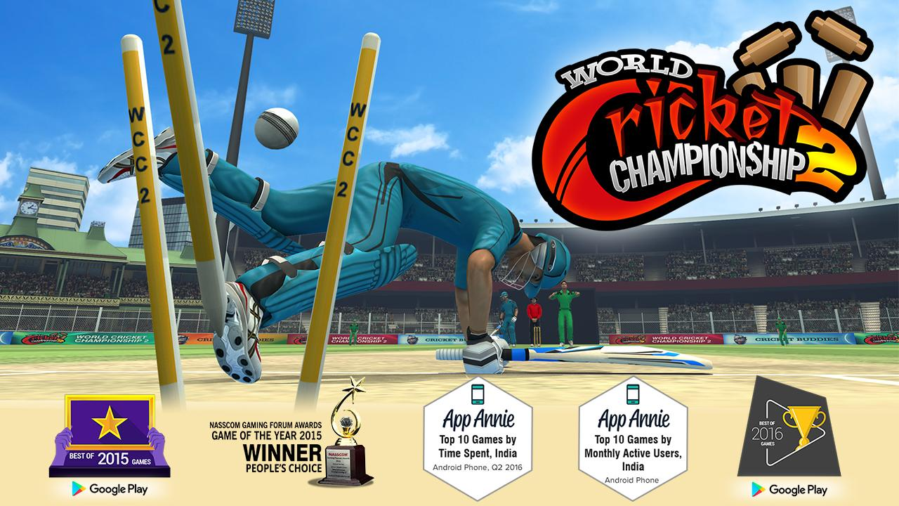 World Cricket Championship 2 Screenshot 0