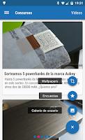 Screenshot of Comunidad para HTCMania.com