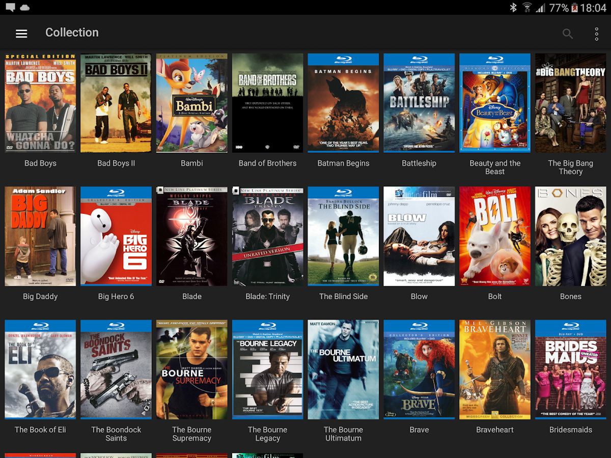 My Movies Pro - Movie & TV Collection Library Screenshot 8