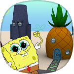 3D Bikini-Bottom (sponge bob) For PC / Windows / MAC