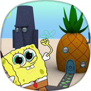 3D Bikini-Bottom (sponge bob) For PC (Windows & MAC)
