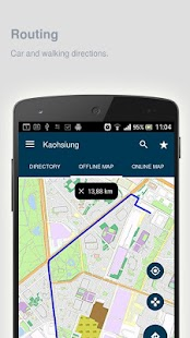Kaohsiung Map offline - screenshot