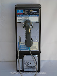 Single Slot Payphones - NOS Southern Bell 1C loc LP6 1