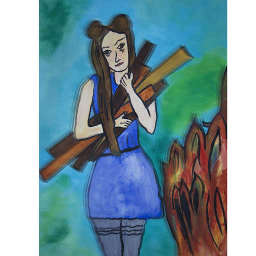 Mariana Bersten, Fire
