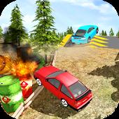 Game Dangerous Car Stunts 2017 APK for Kindle